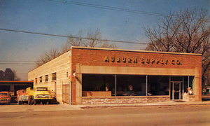 Explore the history of Auburn Supply, including our vast plumbing products showrooms, pipe yard and state-of-the-art trucks offering on-time delivery service.